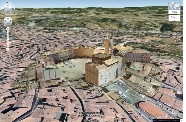 Google-Earth-Siena
