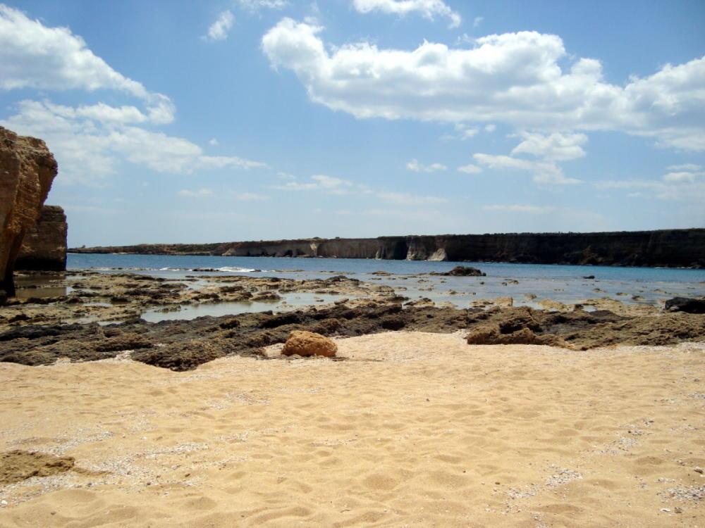 Spiaggetta della Pillirina