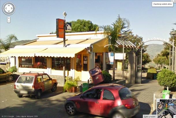 bar w miejscowości Bronte