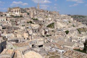 Panorama Sassi z Piazzetta Giovanni Pascoli