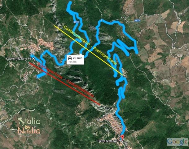 mapa-castelmezzano-pietrapertosa
