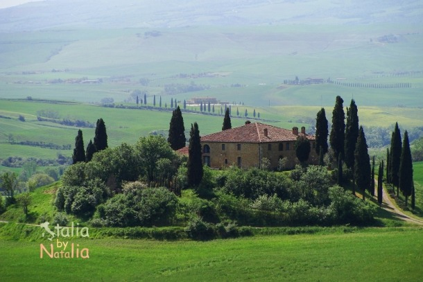jak zorganizować podróż do Toskanii