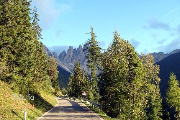 dolina Val di Funes
