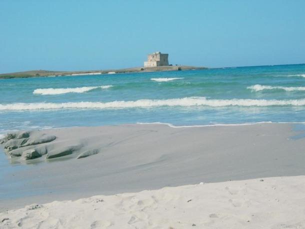apulia-plaża-torre-guaceto