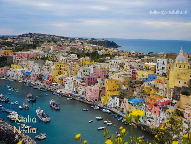 Procida neapol kampania corricella