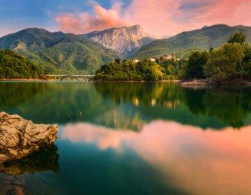 jezioro vagli