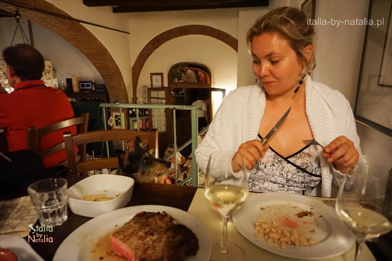 włochy monticchiello toskania tuscany italy