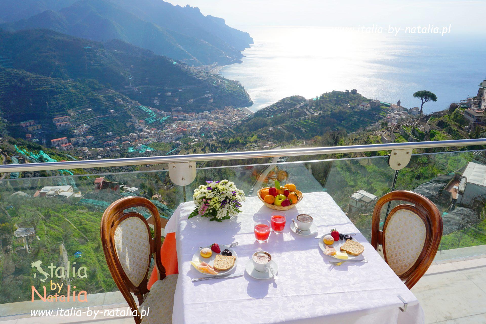 sprawdzone restauracje wybrzeże amalfi ravello