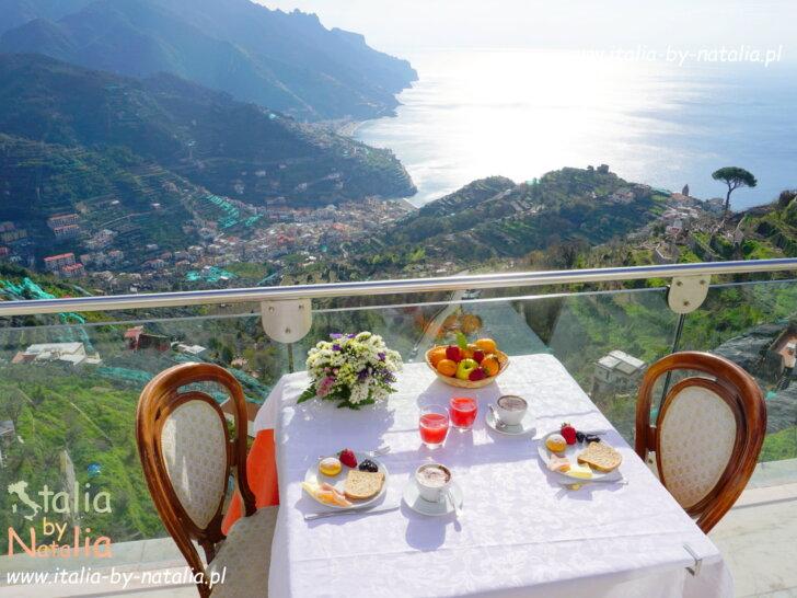Wybrzeże Amalfi gdzie zjeść