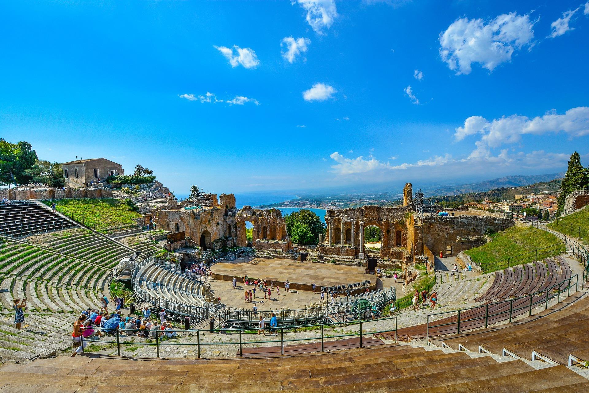Taormina-sycylia-teatr-grecki-widok-iwaszkiewicz