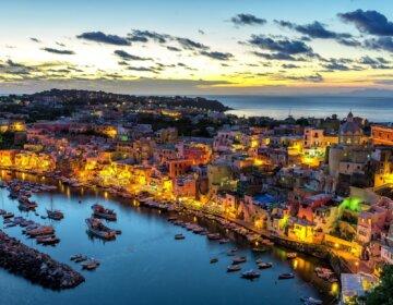 Wyspa-Procida-Neapol-Kampania