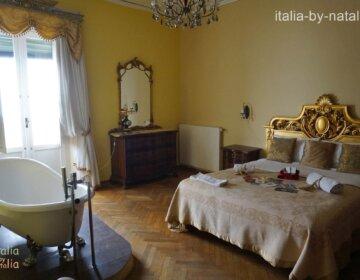 Pokój w Napoli Retro nocleg Neapol gdzie spać