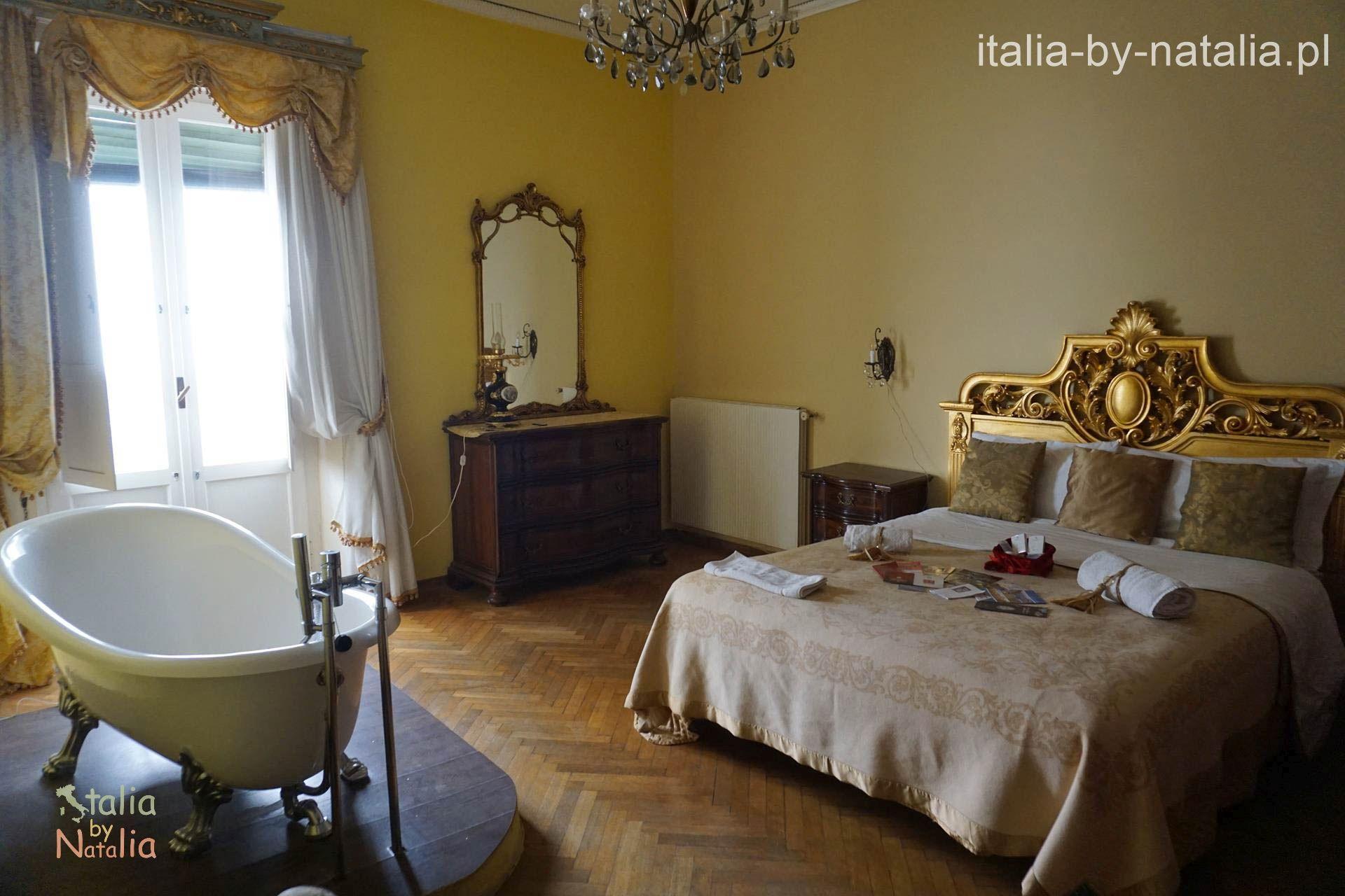 Pokój w Napoli Retro Neapol nocleg