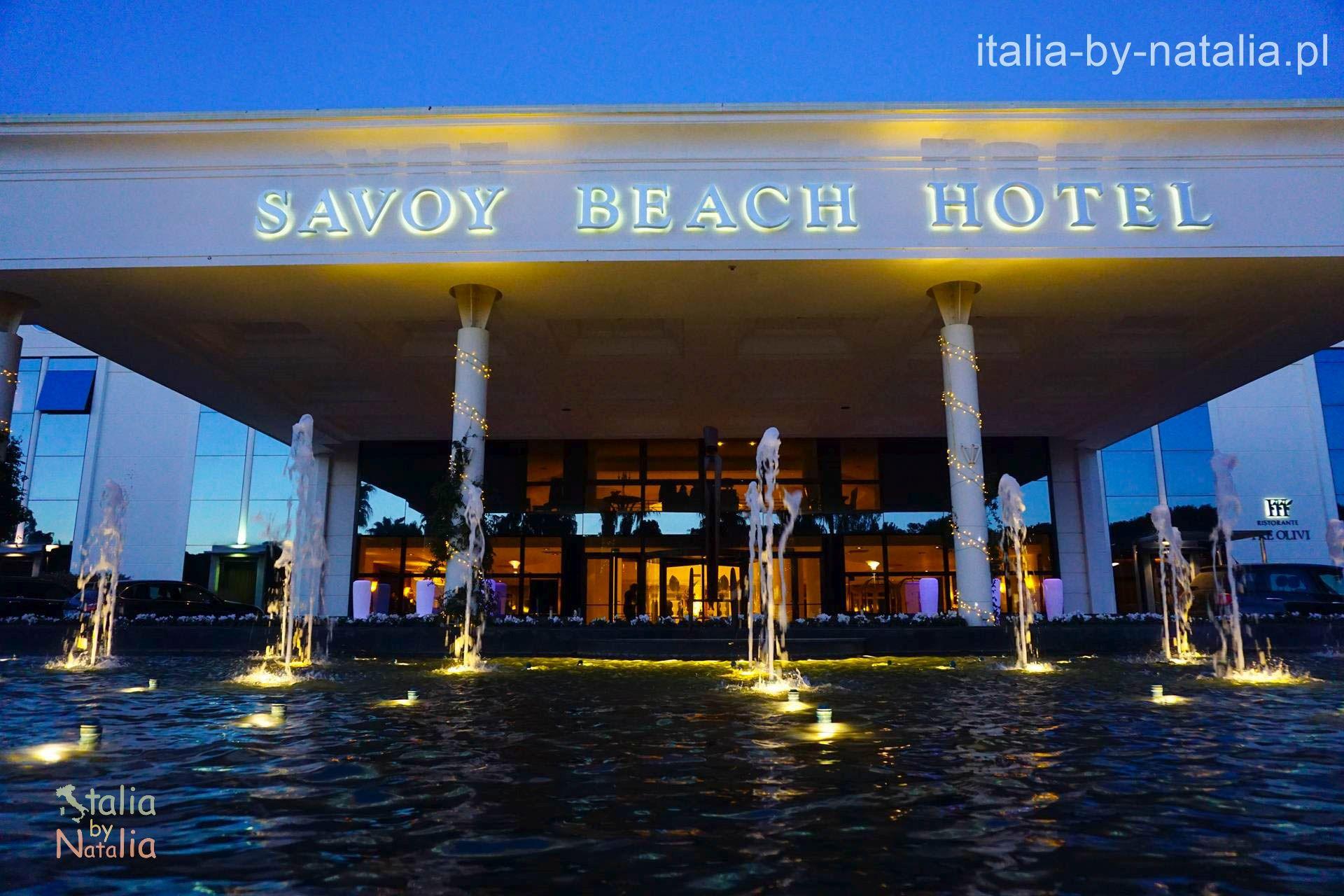 Savoy Beach Hotel Paestum