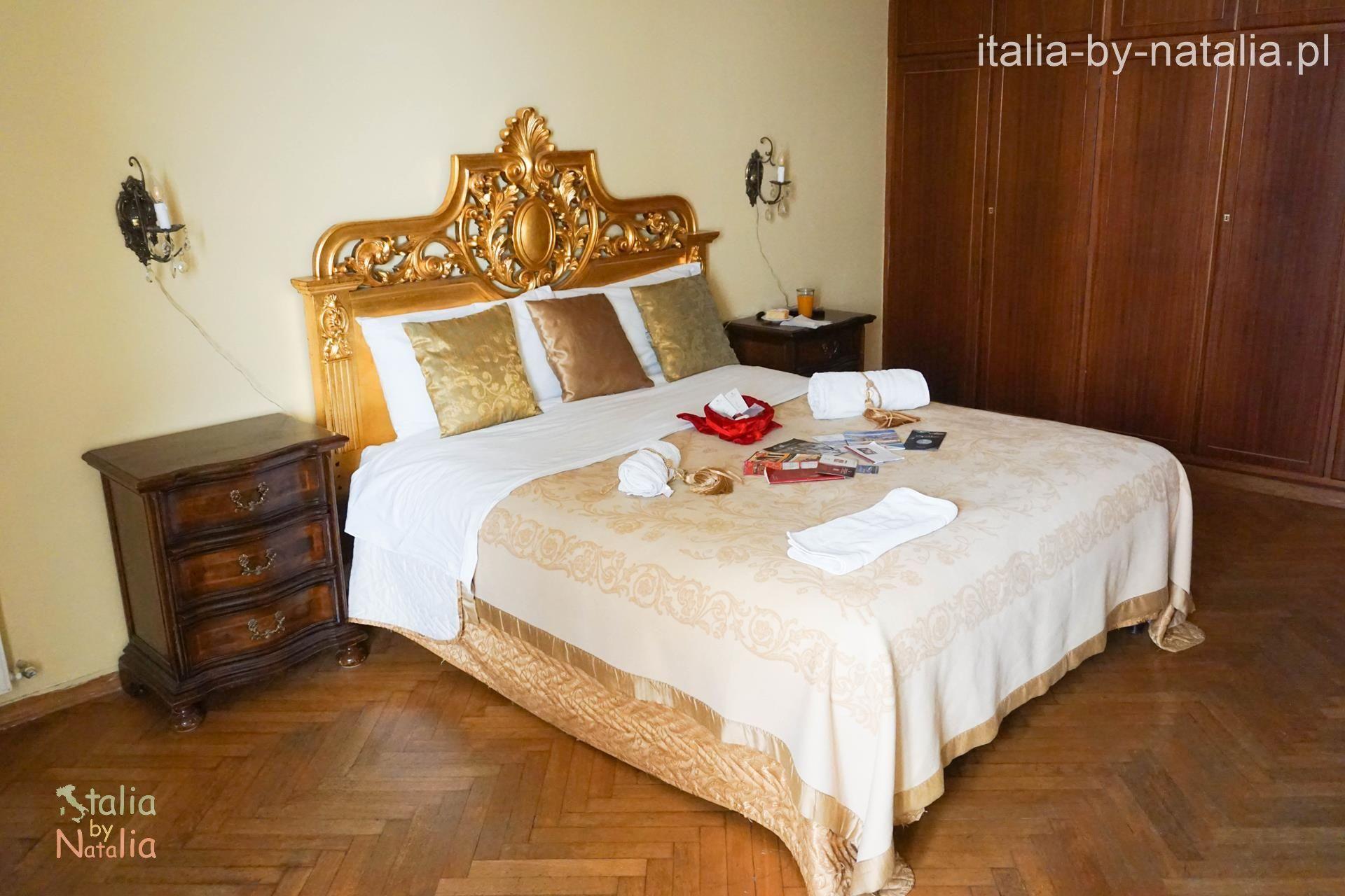 Pokój w Napoli Retro