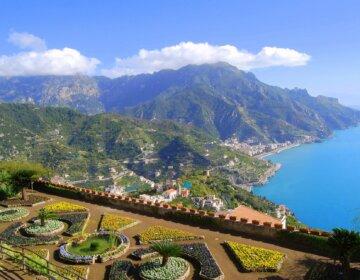 Ravello, Wybrzeże Amalfi, Kampania, Neapol