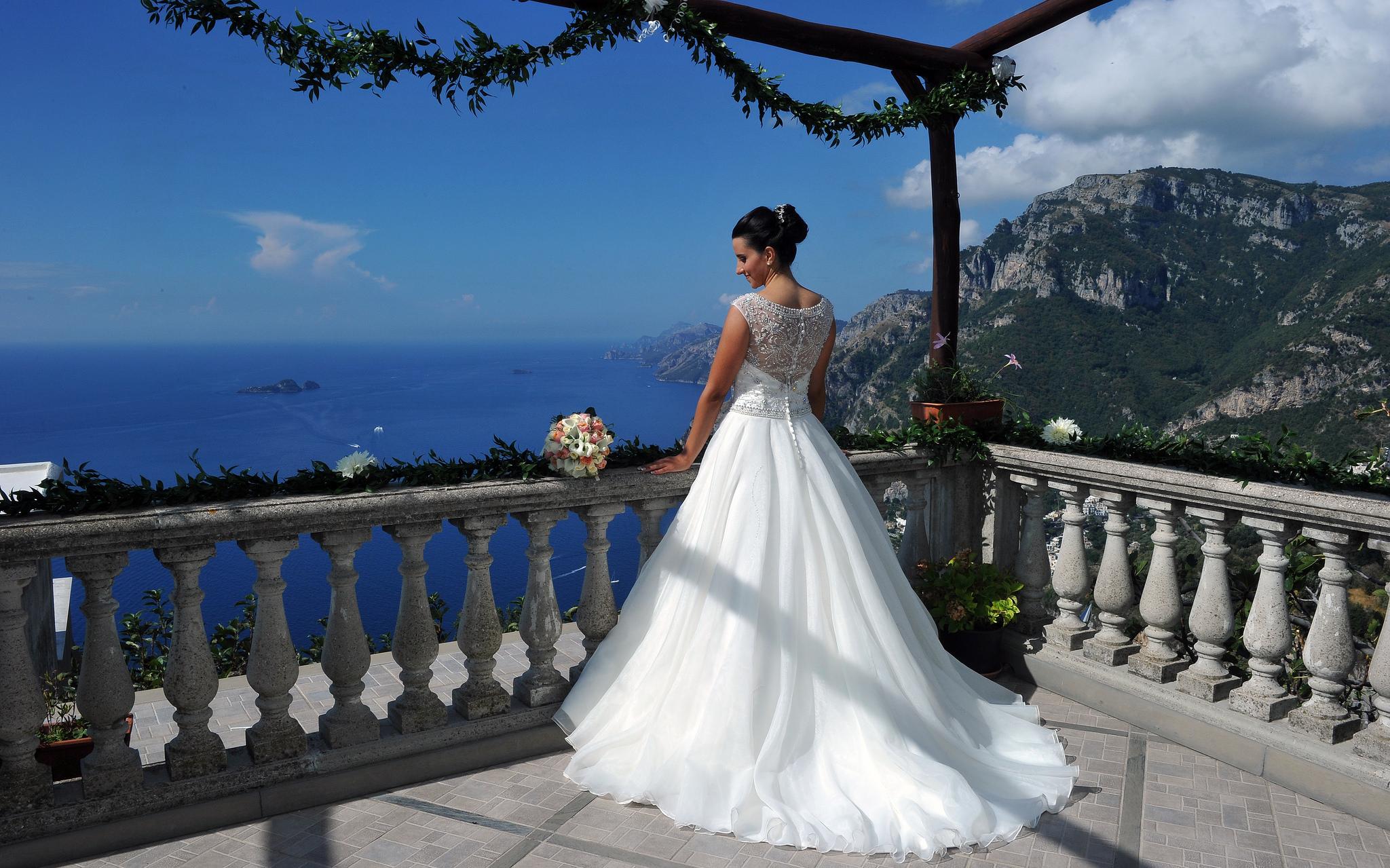 Ślub i wesele na Wybrzeżu Amalfi