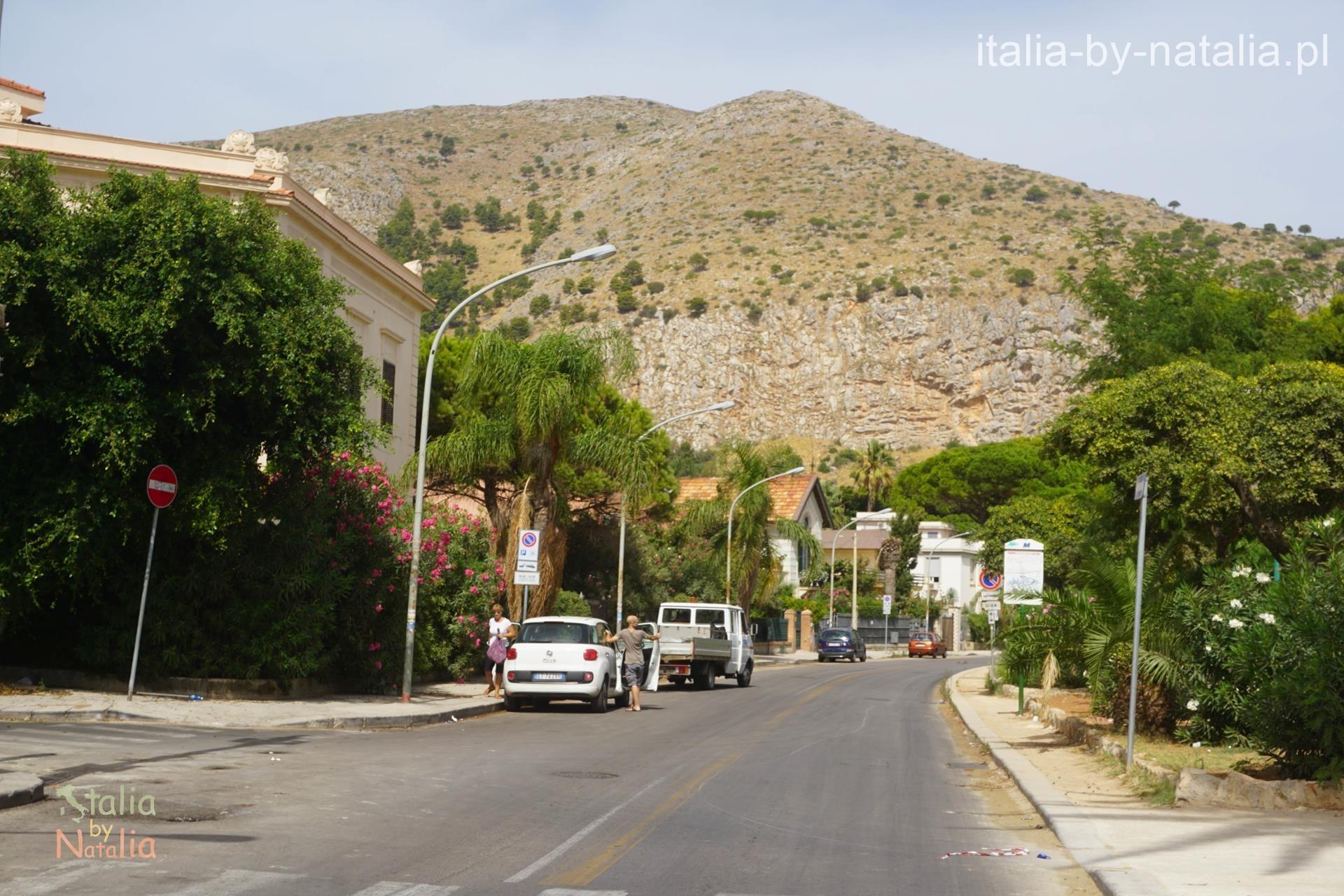 Mondello koło Palermo