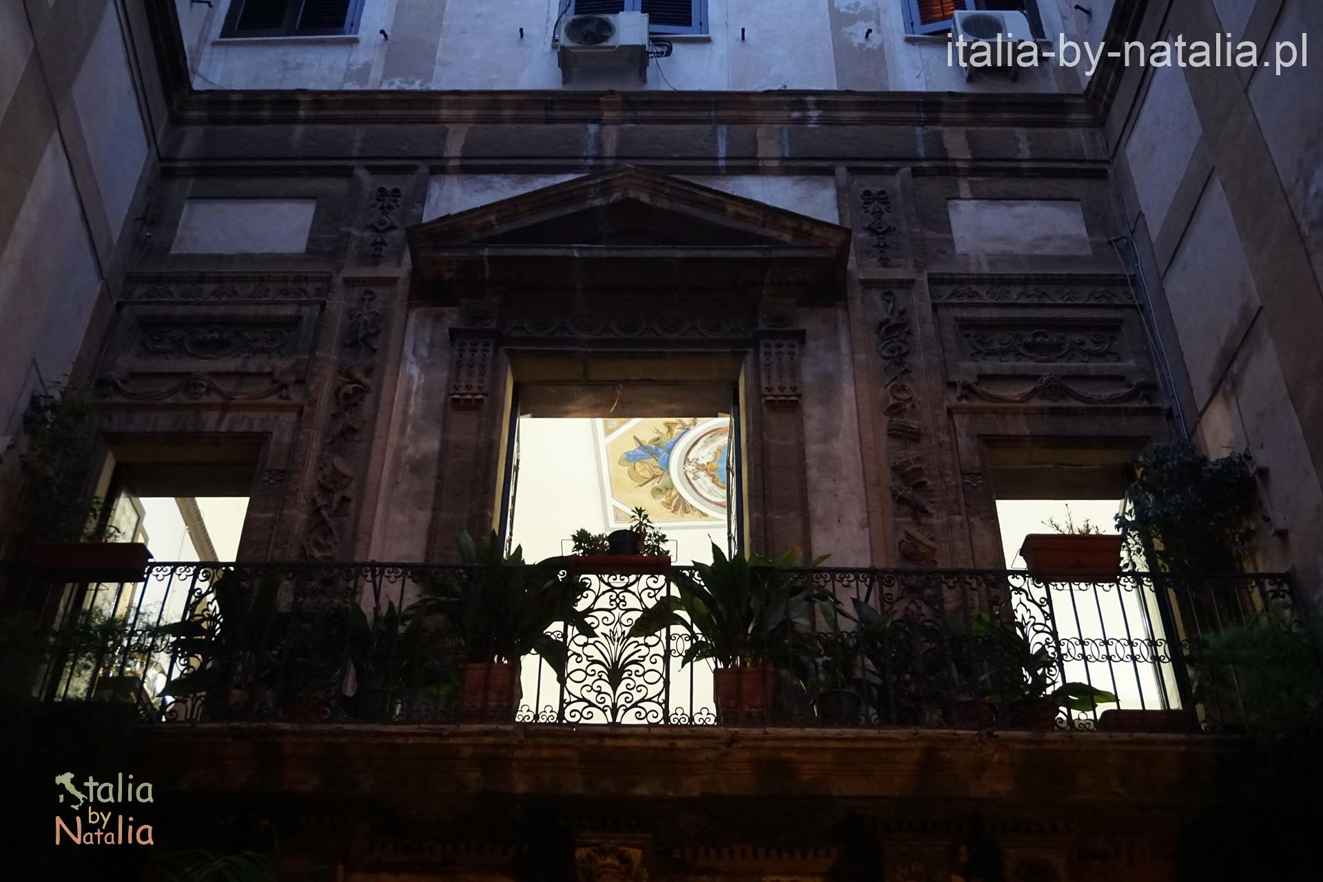 Torre dei Federico Palermo Sycylia Włochy Sicily Italy