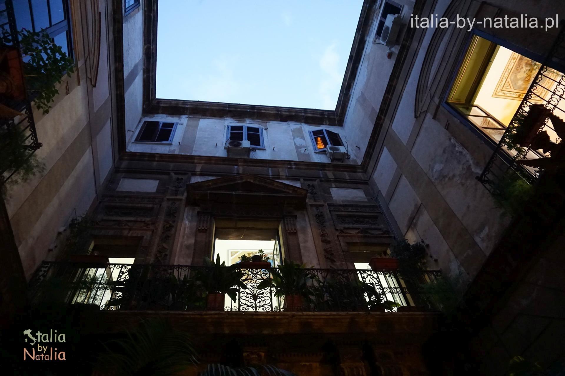 Palazzo Conte Federico Palermo