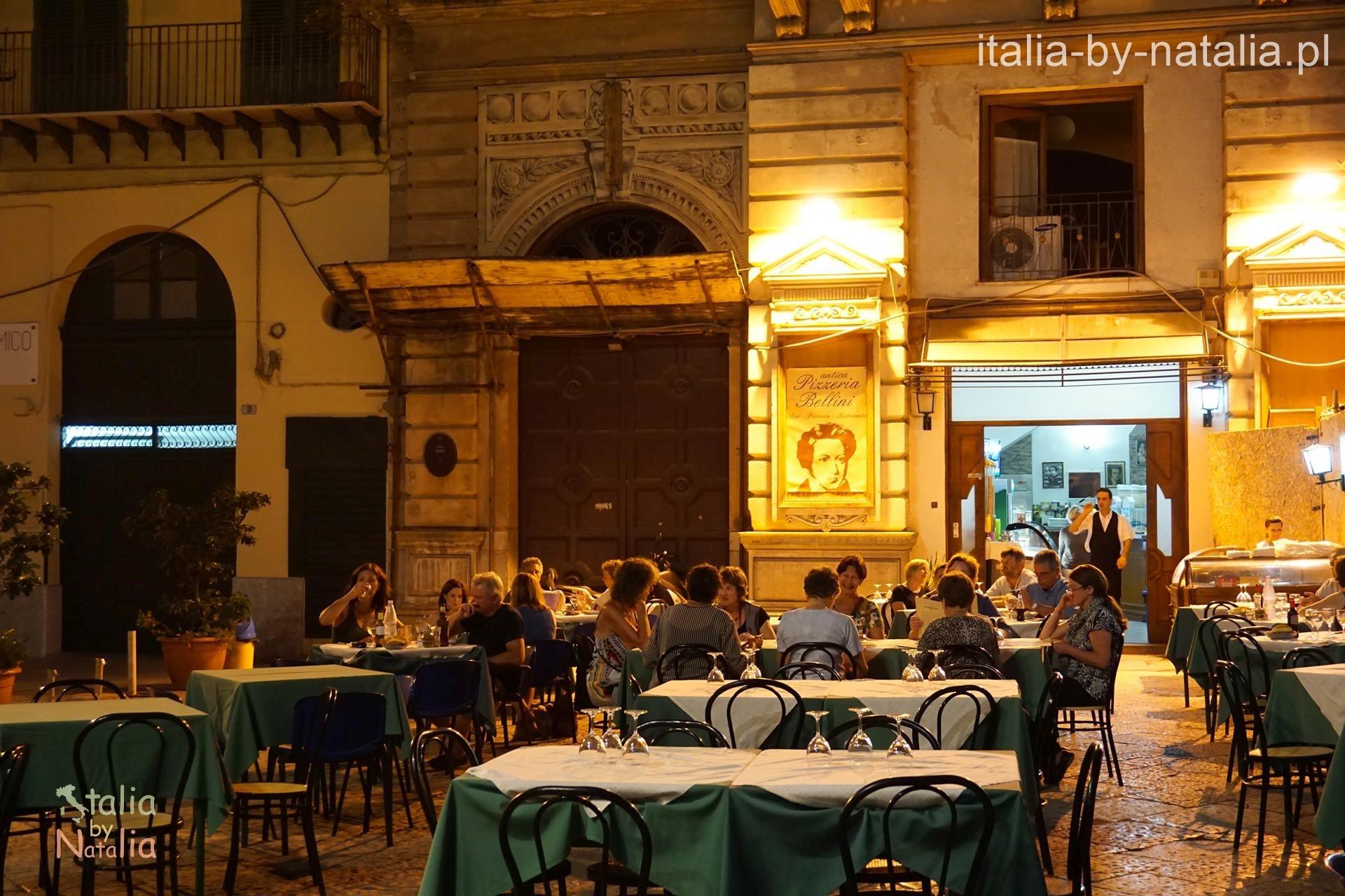antica pizzeria bellini Palermo Piazza Bellini