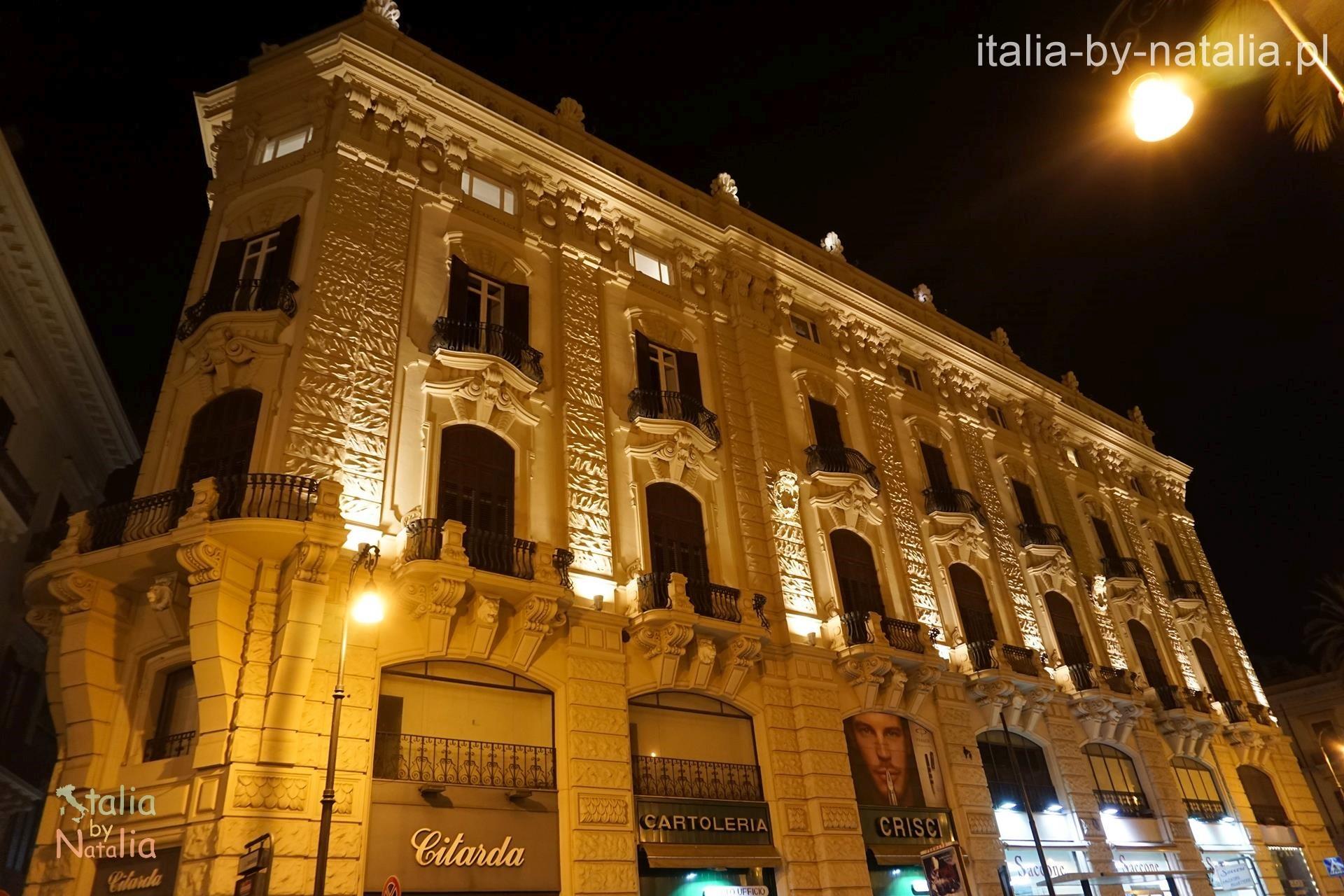 Palermo centrum