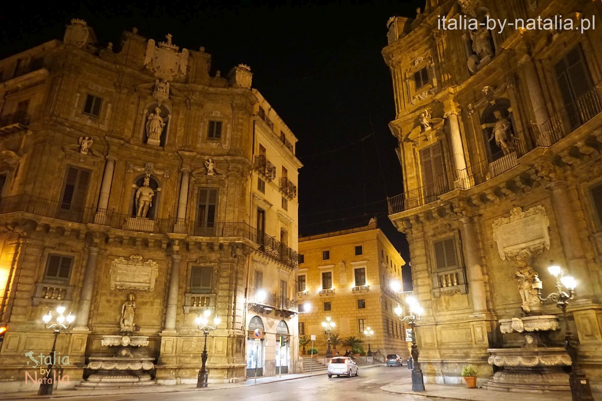 Quatro Canti Palermo