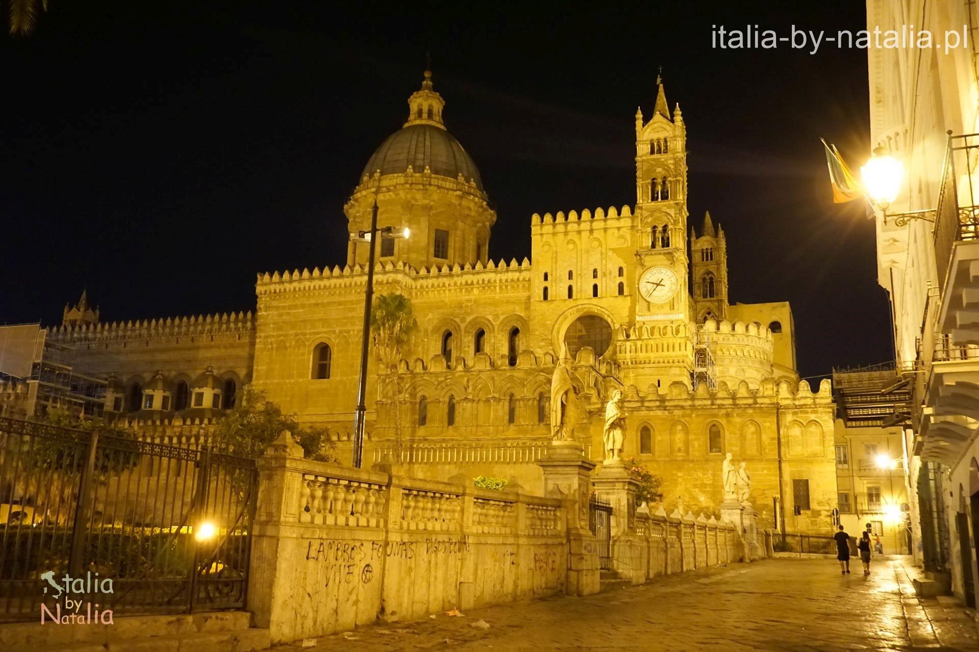 Katedra Św. Rozalii w Palermo