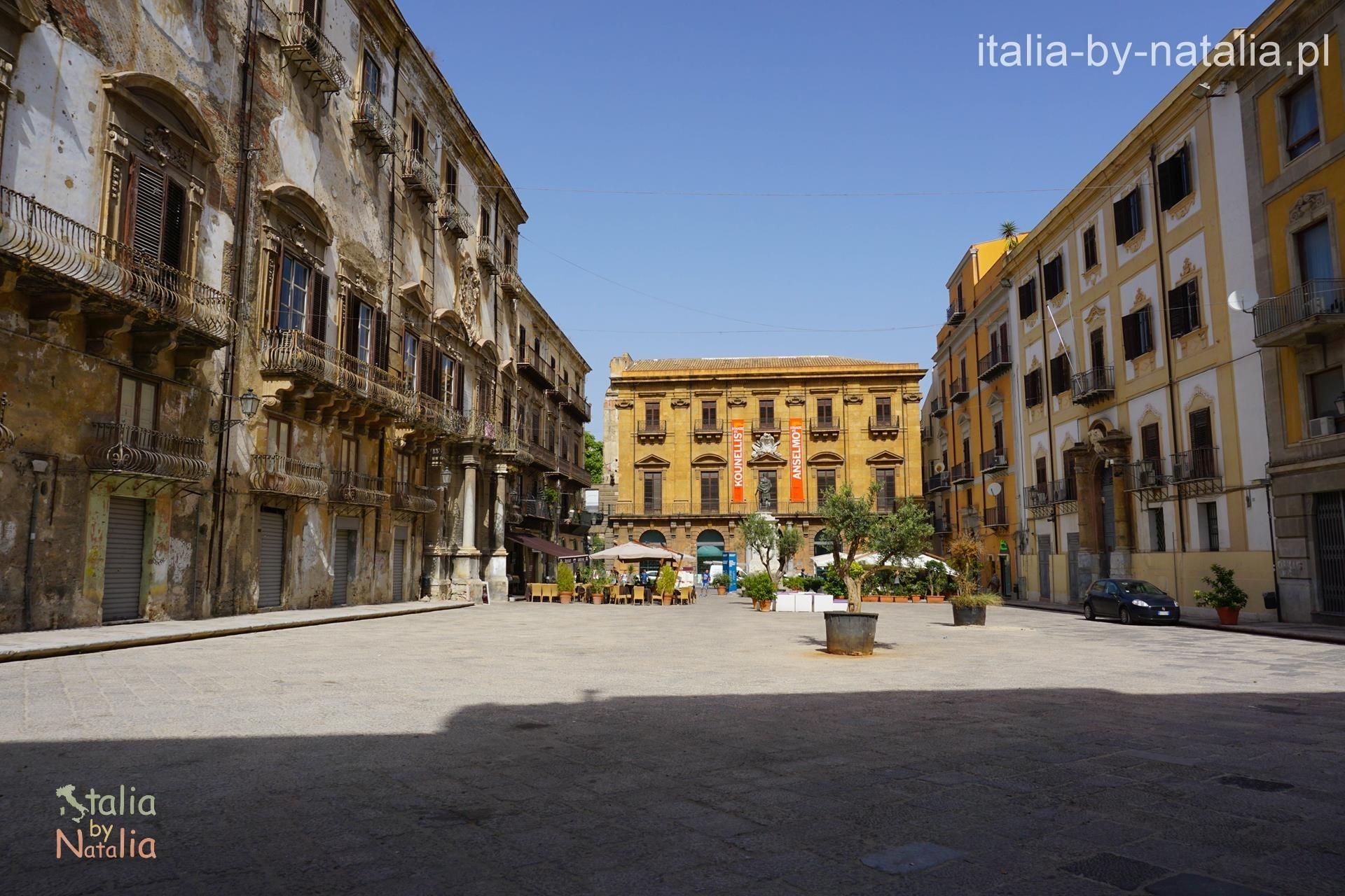 Piazza Bologni Palermo