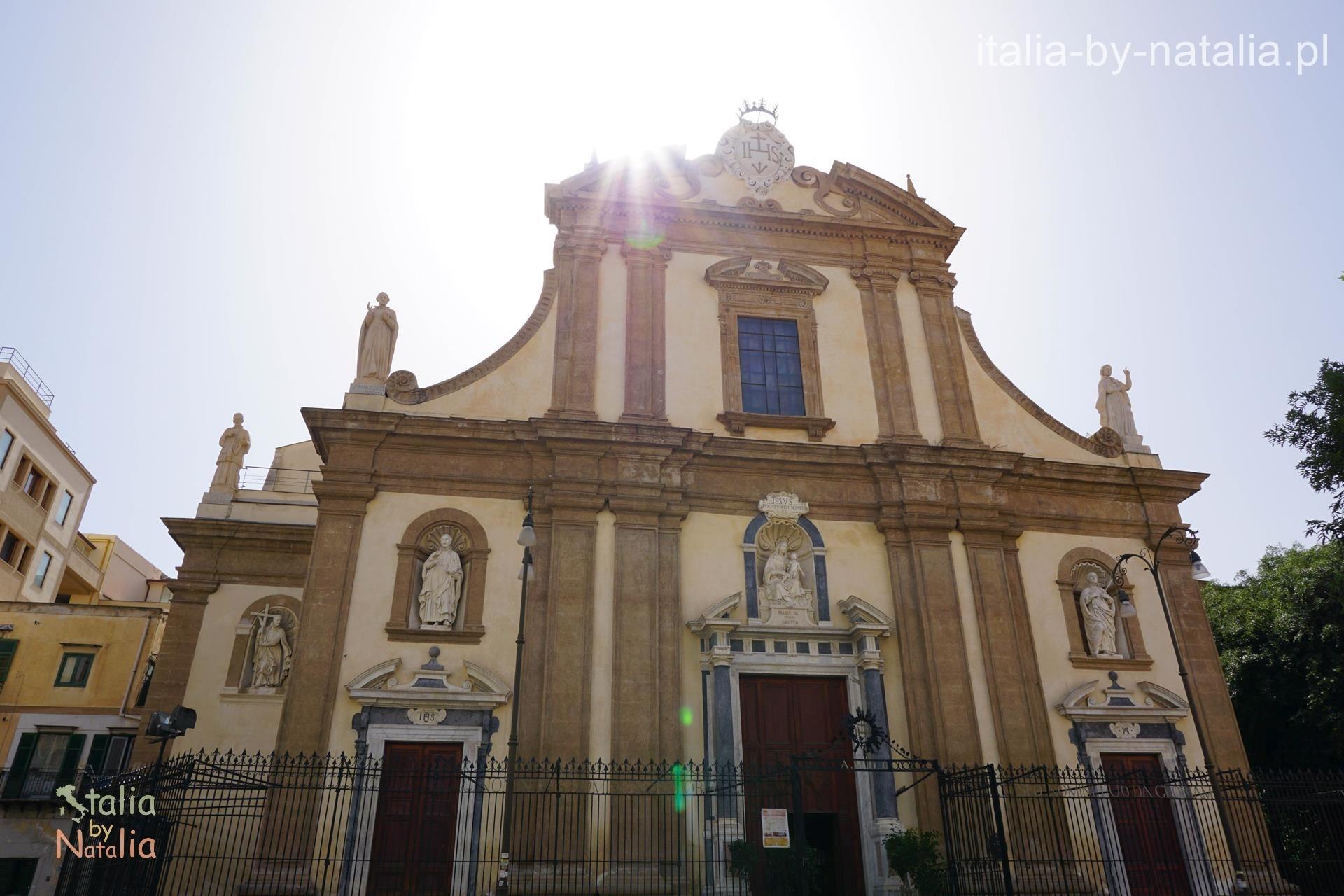 Casa Professa Il Gesu Palermo