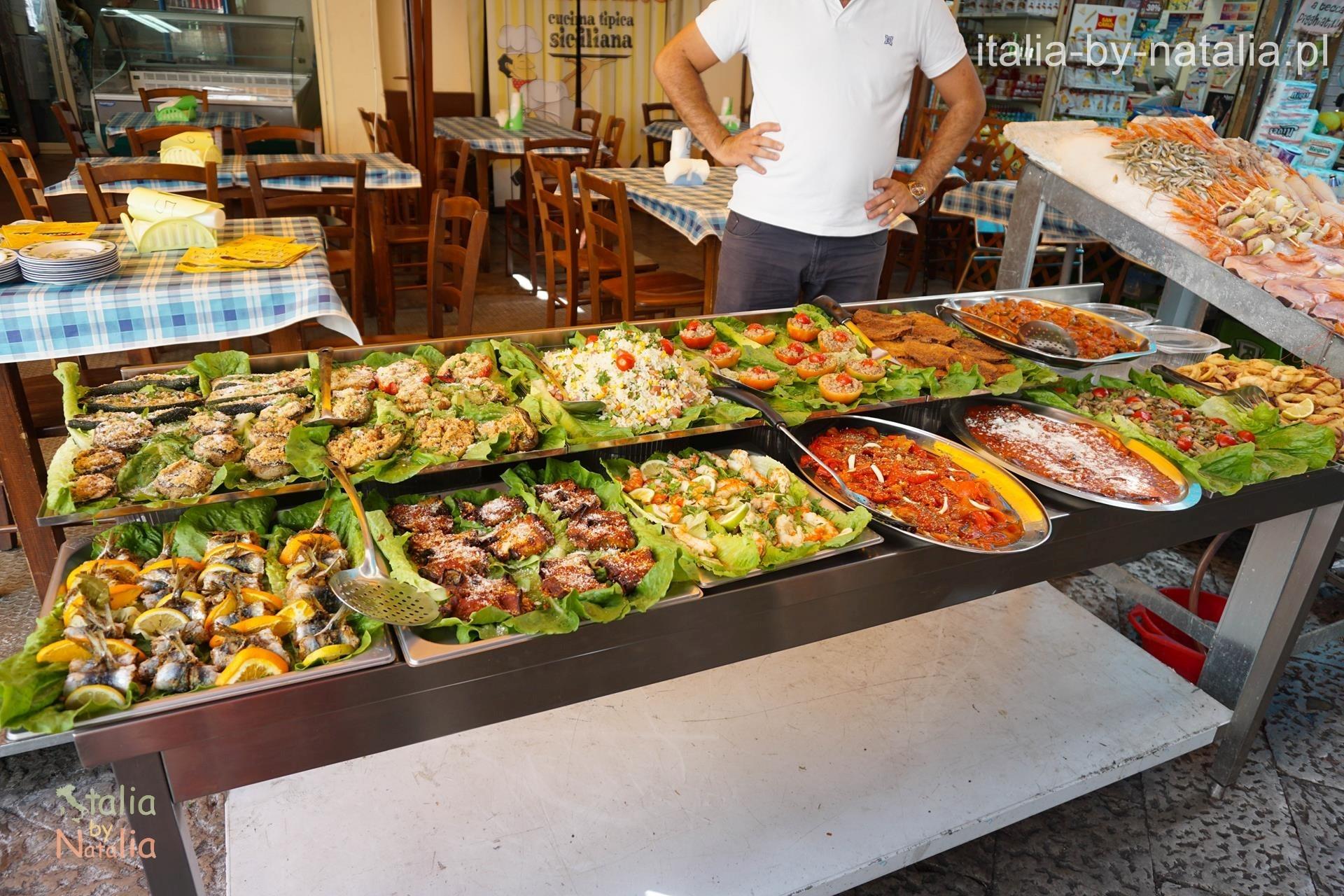 Palermo street food Ballaro