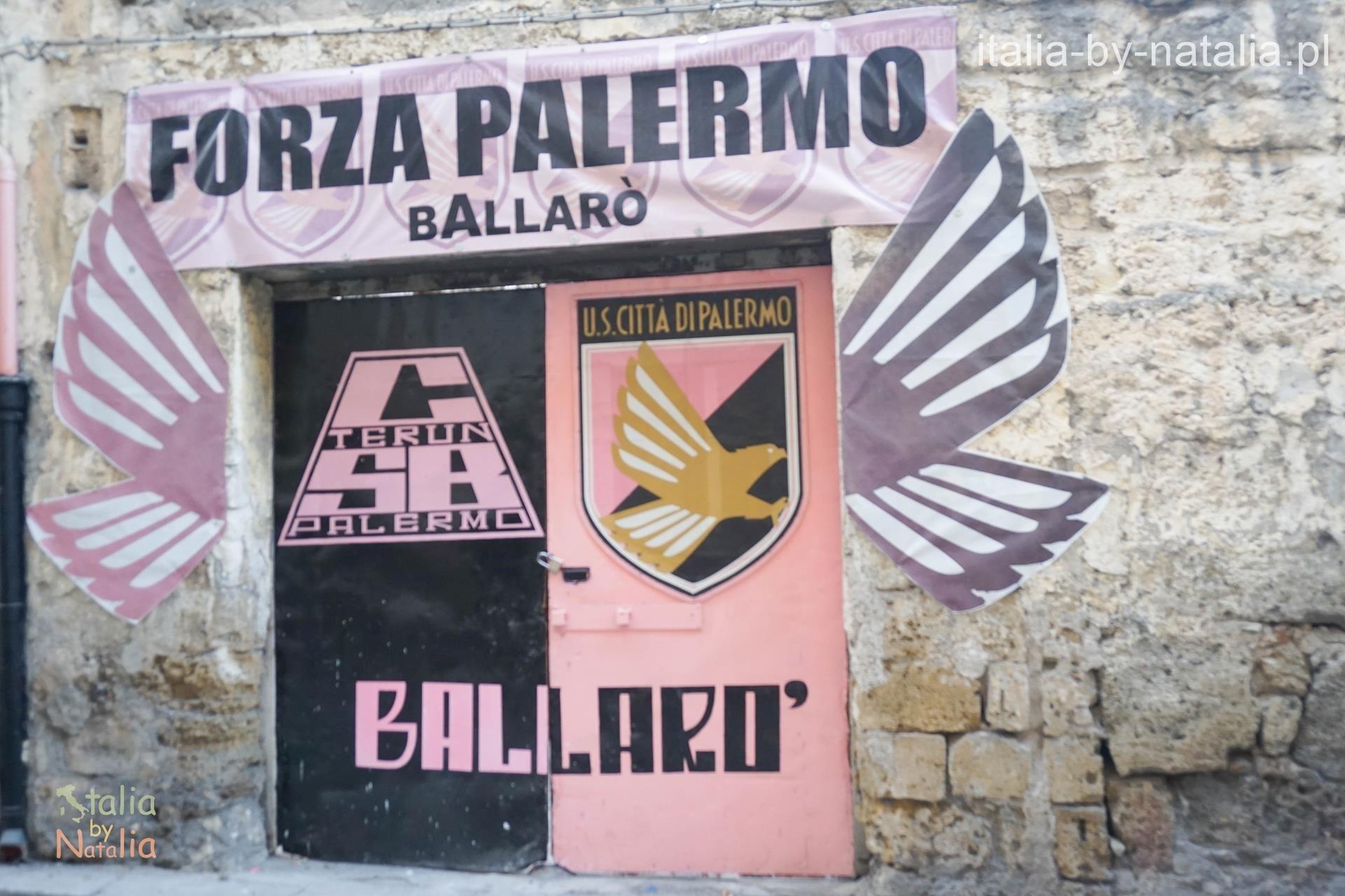 Forza Palermo Ballaro
