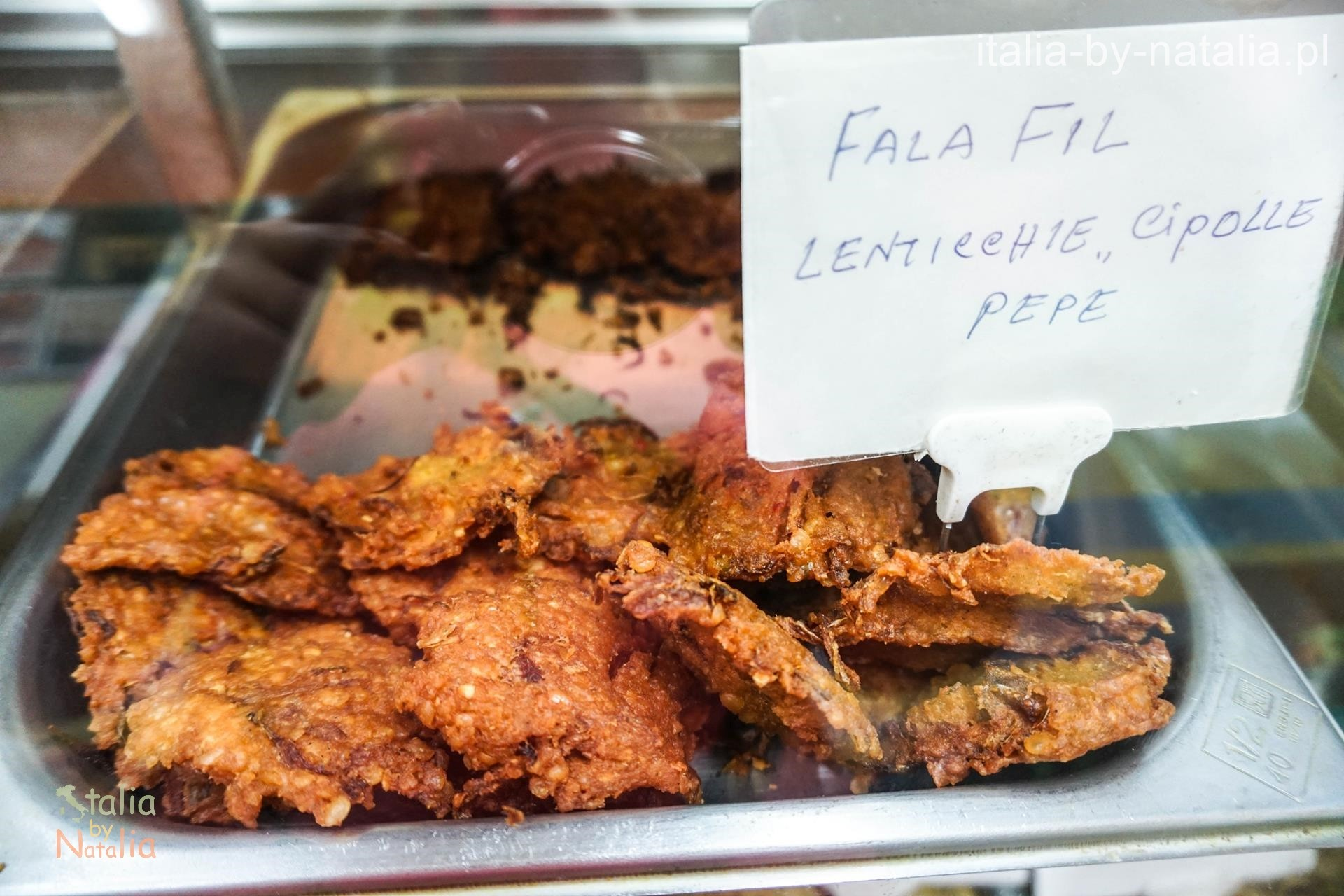 Hinduskie jedzenie w Palermo
