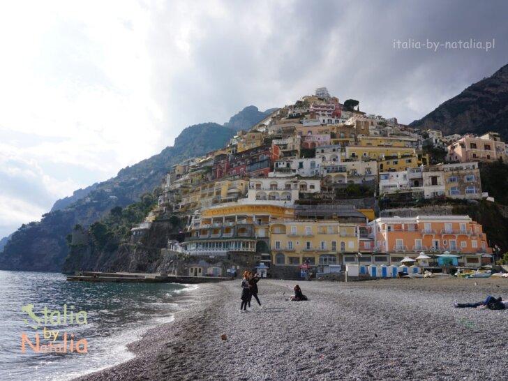 Positano Wybrzeże Amalfi