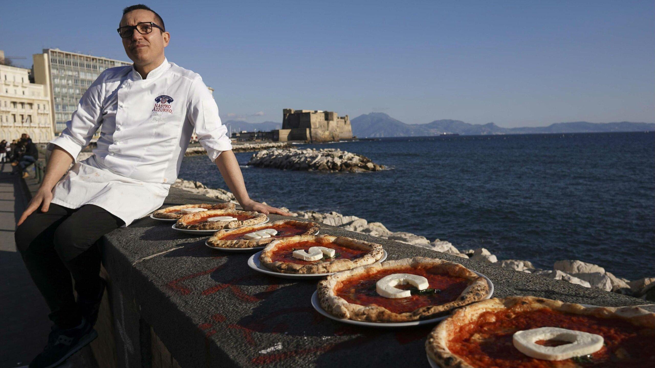 najlepsze pizzerie neapolu