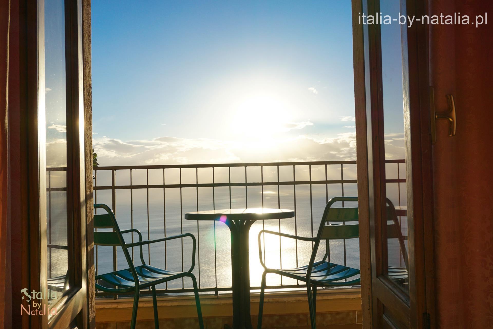 Castelmola Sycylia Villa Regina Włochy sprawdzone noclegi najpiękniejsze miasteczka miasta i atrakcje sycylii