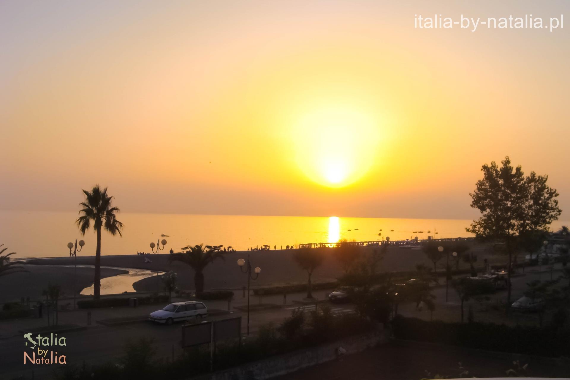 Praia a Mare Kalabria Włochy Calabria Italy Hotel Garden