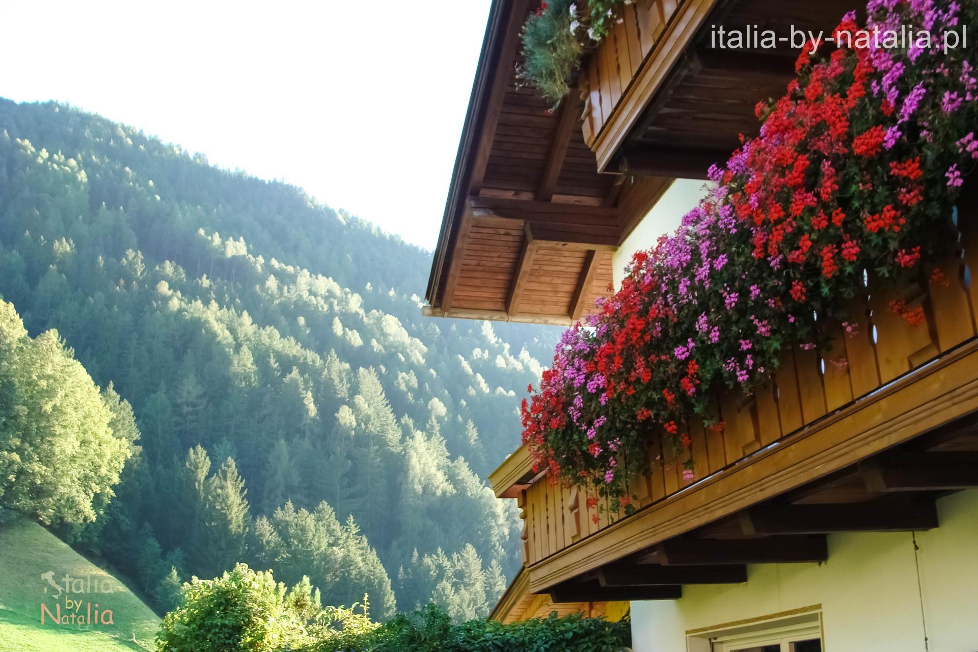 Tschampertonhof Val di Funes Dolomity Południowy Tyrol Włochy Italy South Tirol Dolomites
