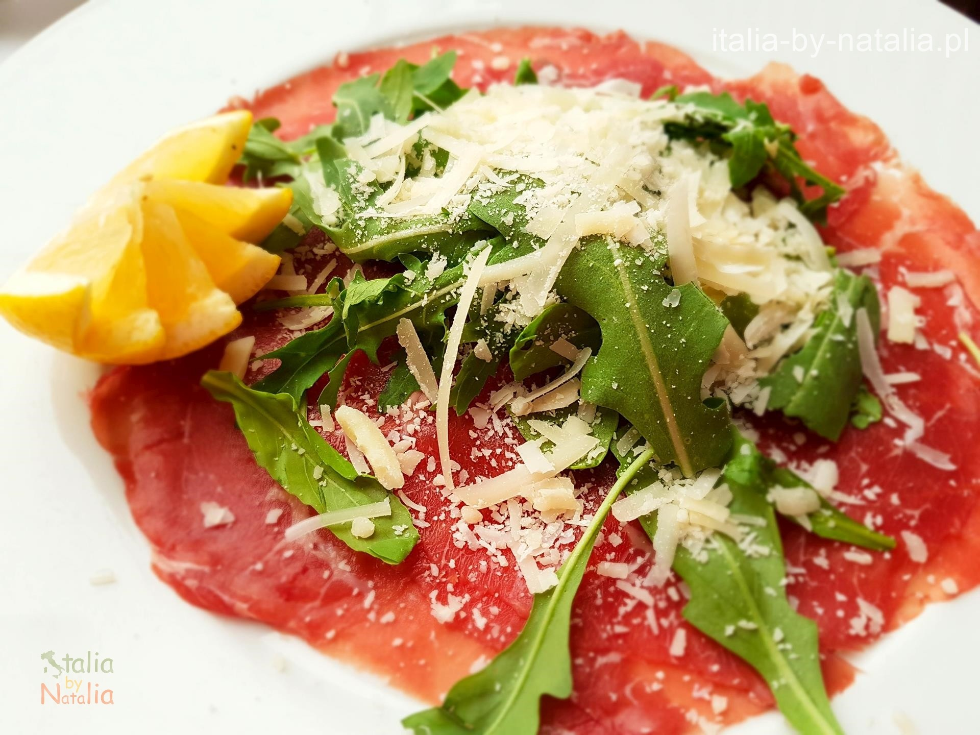 Ristorante Pizzeria Leon d'Oro Riva del Garda Carne Salada gdzie zjeść nad Jeziorem Garda