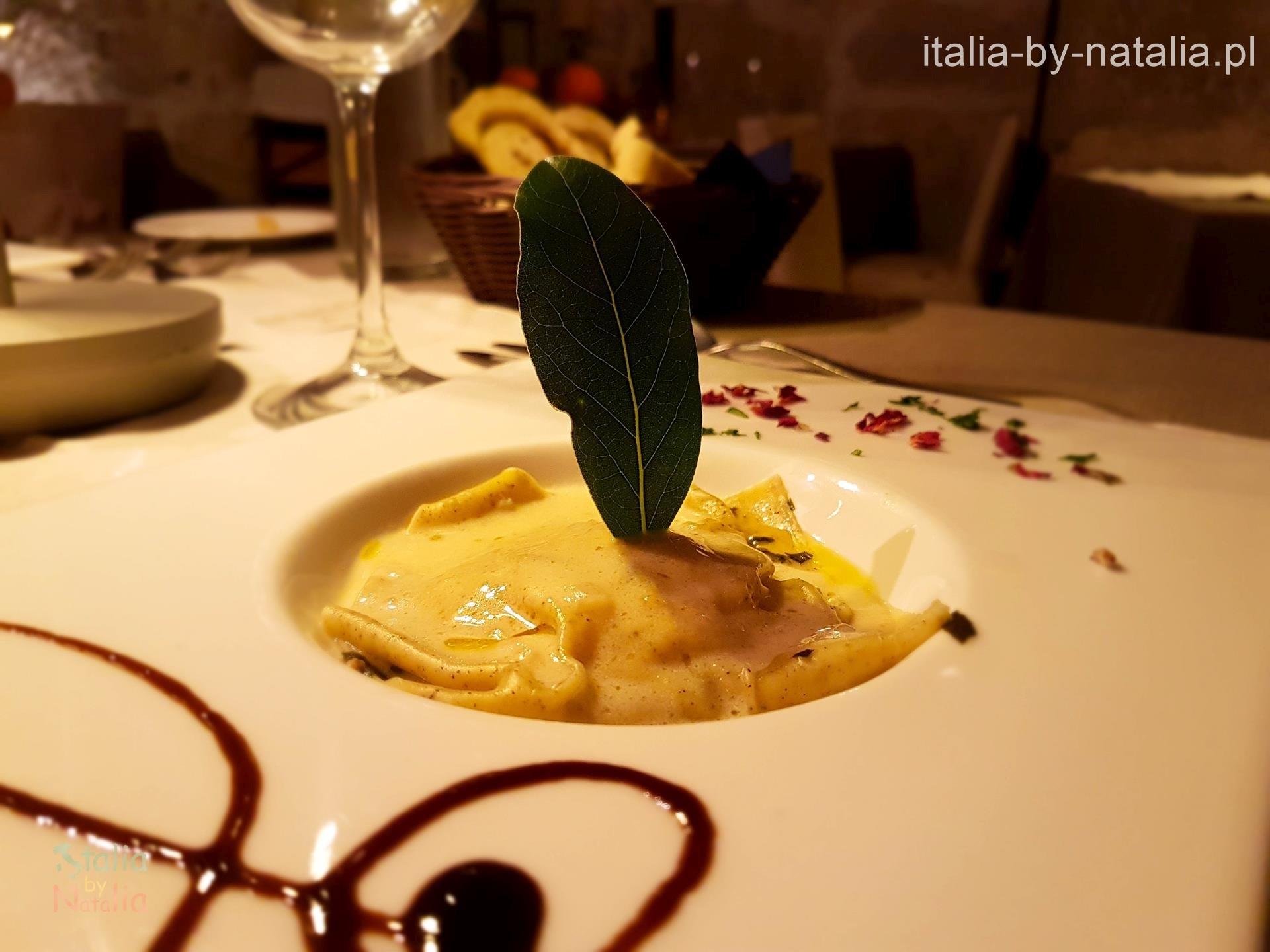 Ristorante Forte Alto Nago Torbole gdzie zjeść nad Jeziorem Garda
