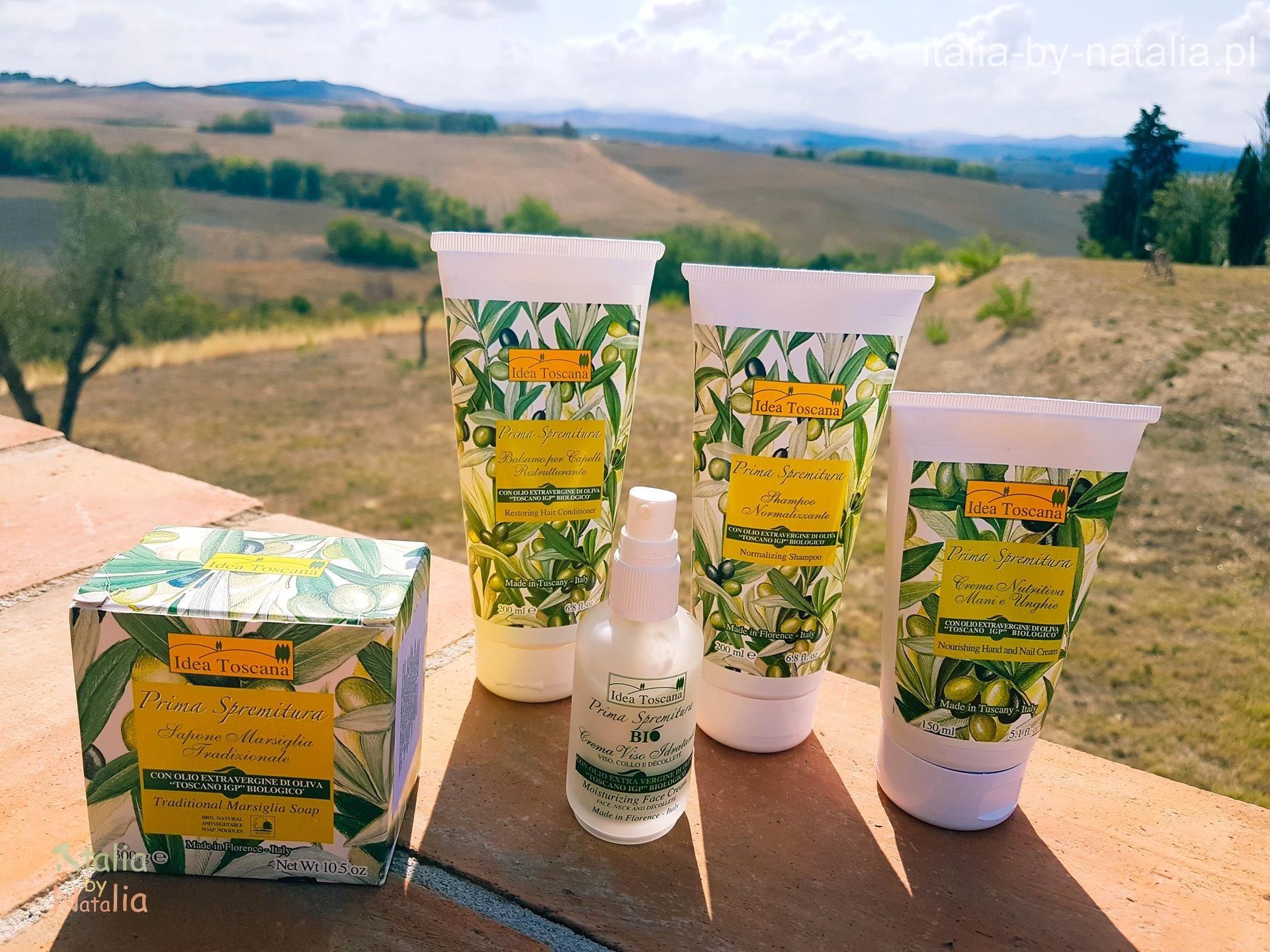 Idea Toscana Biolinea.pl HTuscany Forever Toskania Volterra