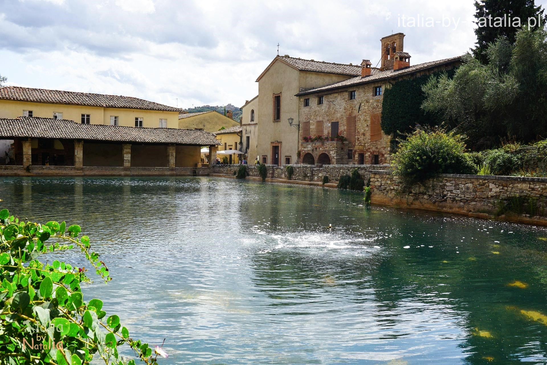 Rzymskie termy w bagno vignoni val d 39 orcia toskania for O bagno vignoni