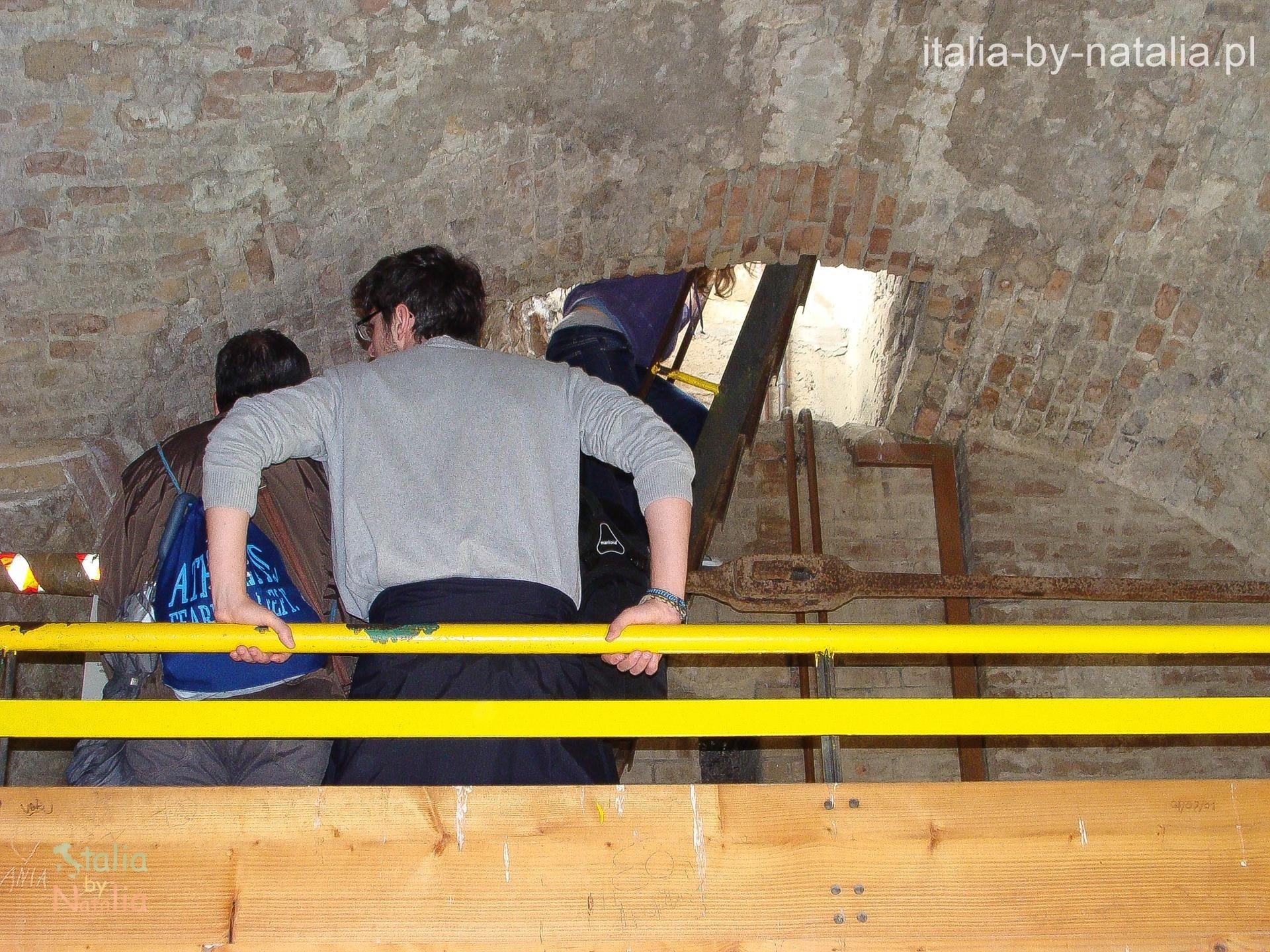 San Gimignano Toskania Torre Guinigi