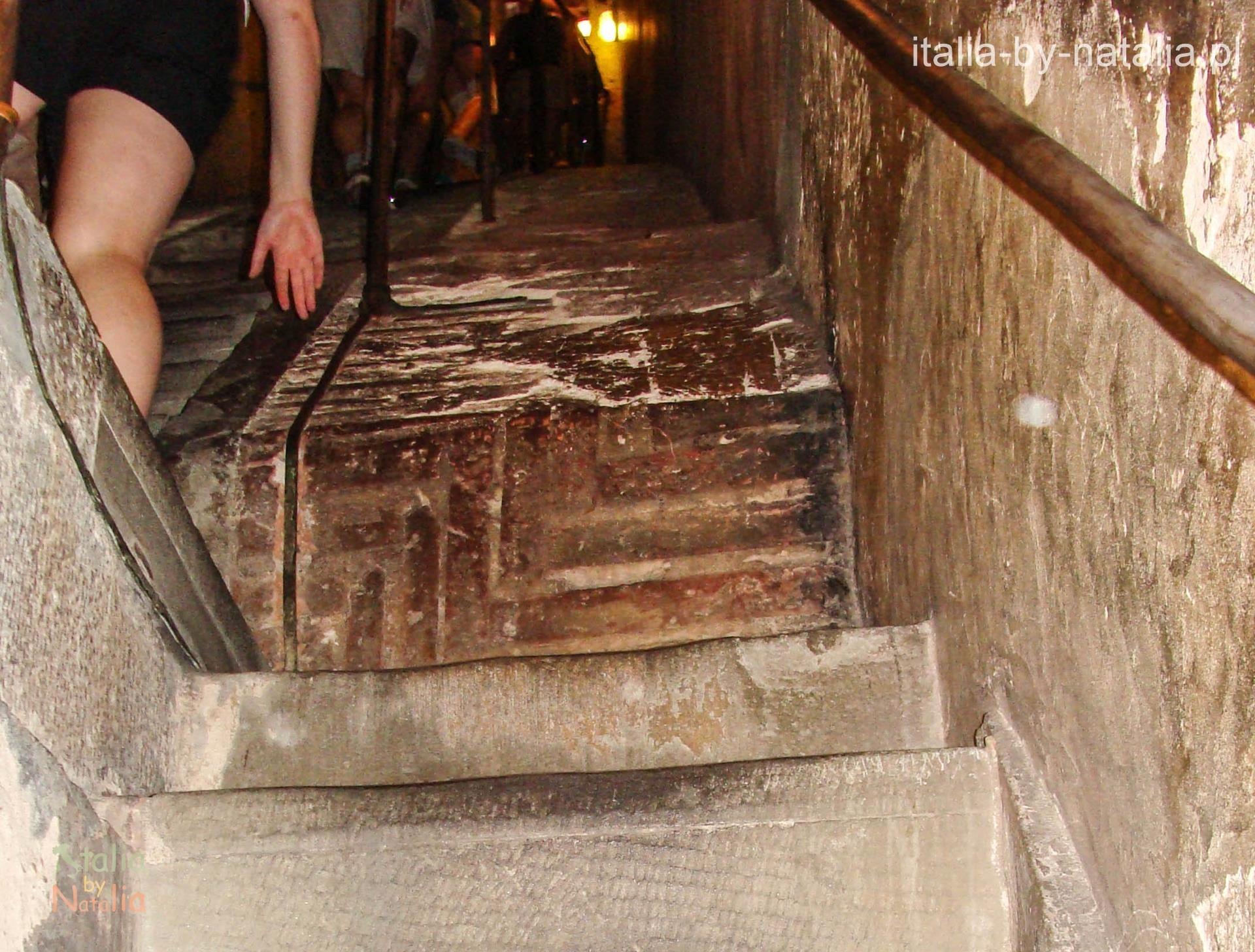 Florencja wejście na kopułę bazyliki Santa Maria del Fiore