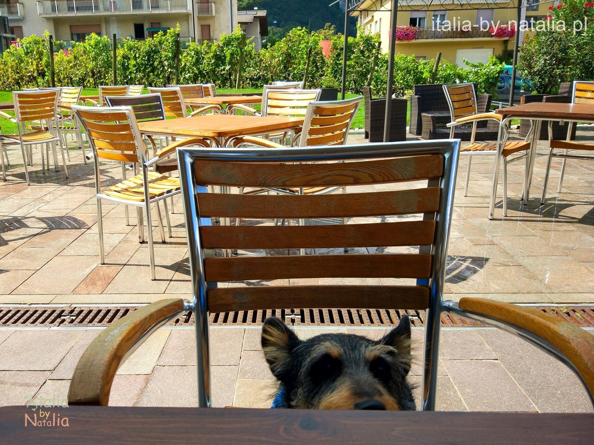 Cantina Hosteria Toblino gdzie zjeść nad Jeziorem Garda