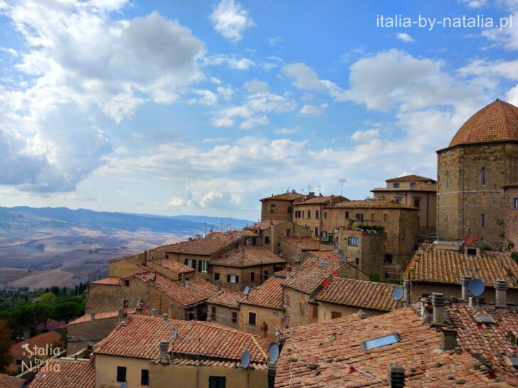 Volterra punkt widokowy panorama