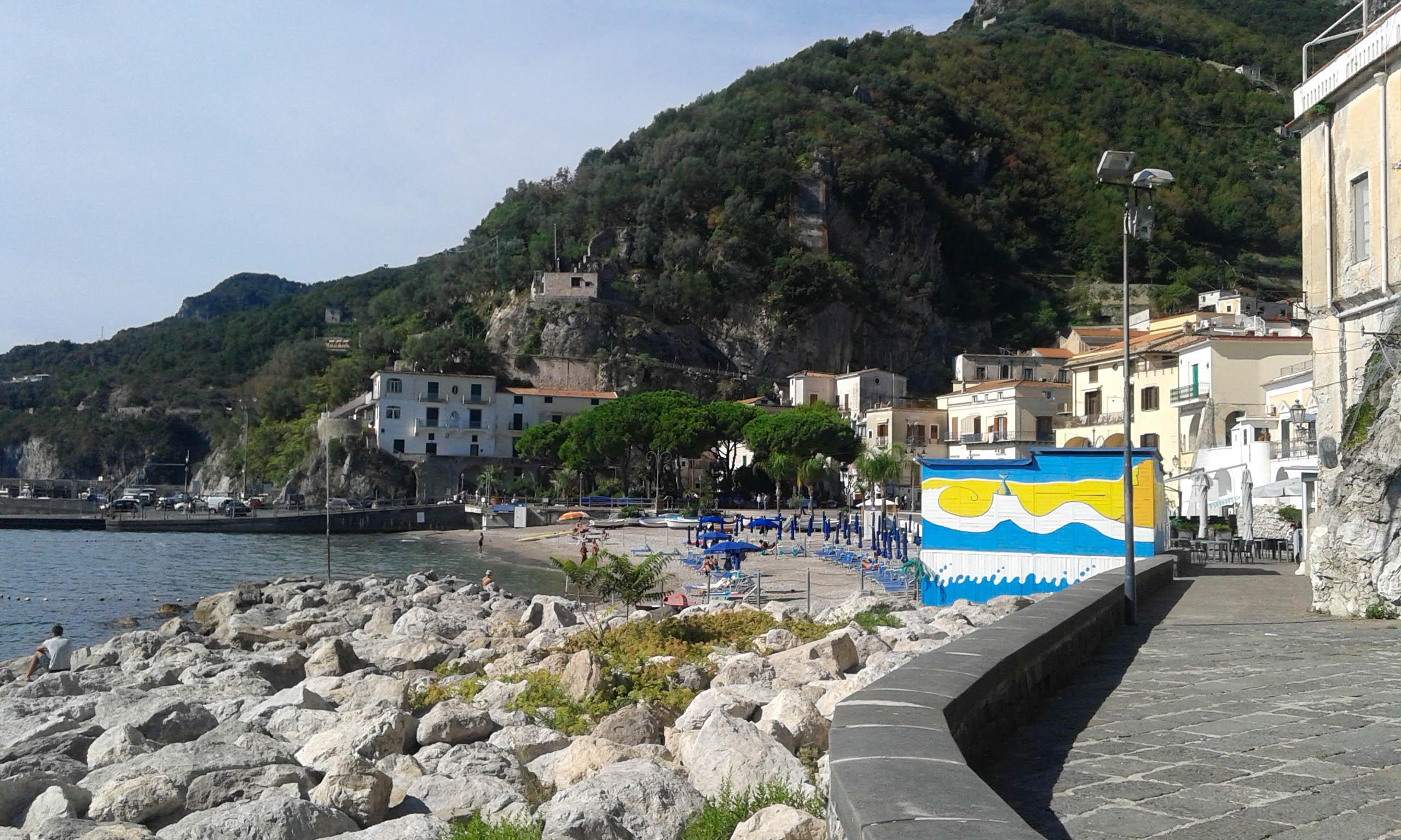 Cetara Wybrzeże Amalfi