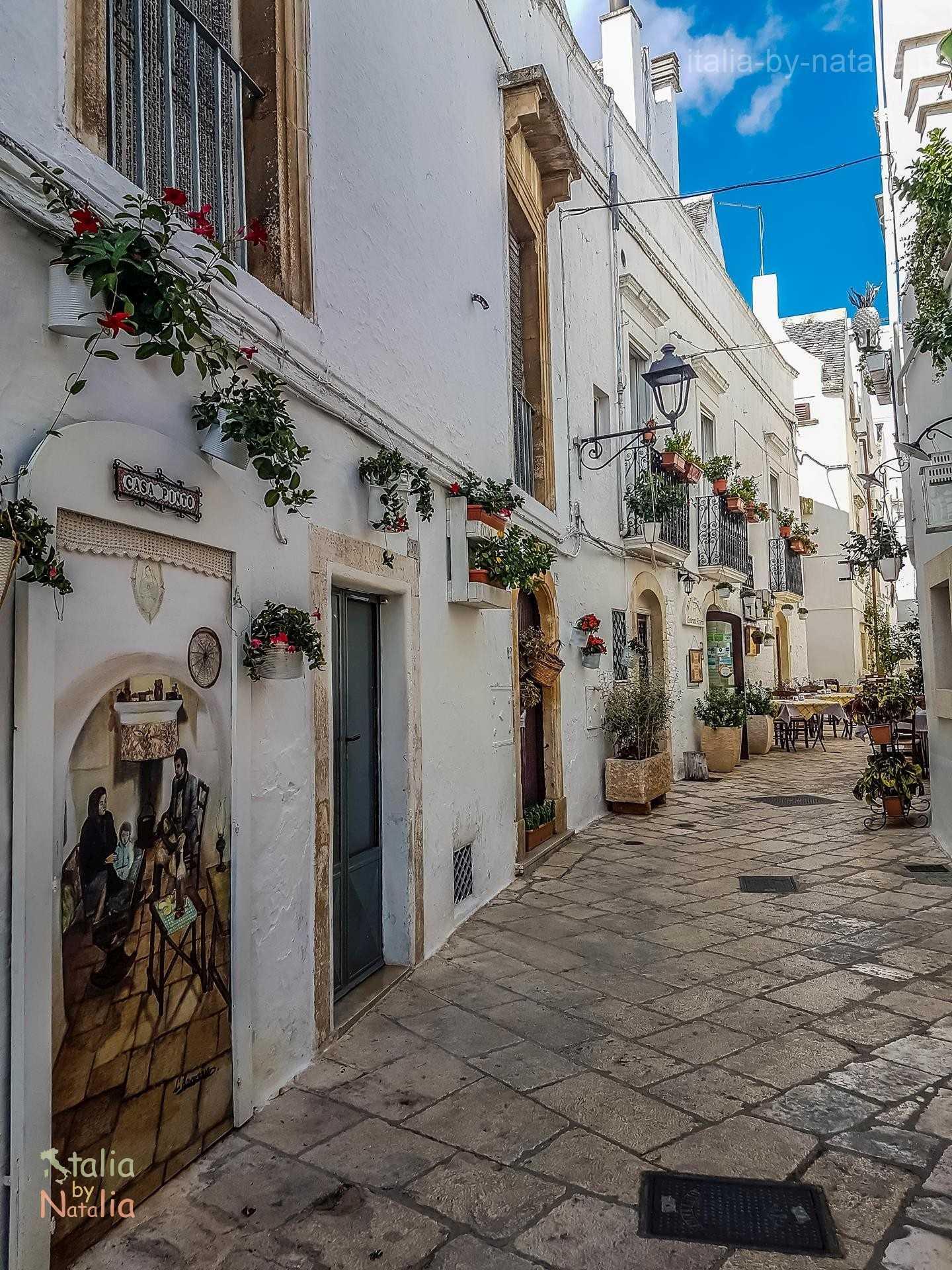 Locorotondo Apulia