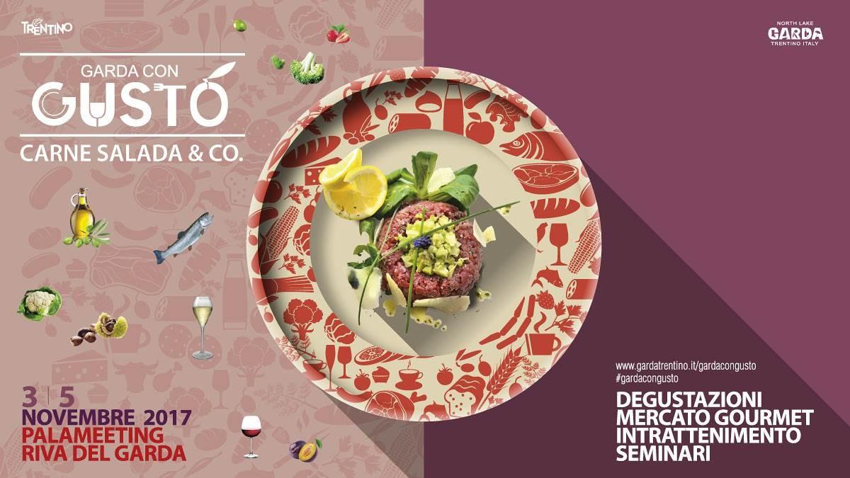 Garda con Gusto festiwal lokalnej kuchni Trentino