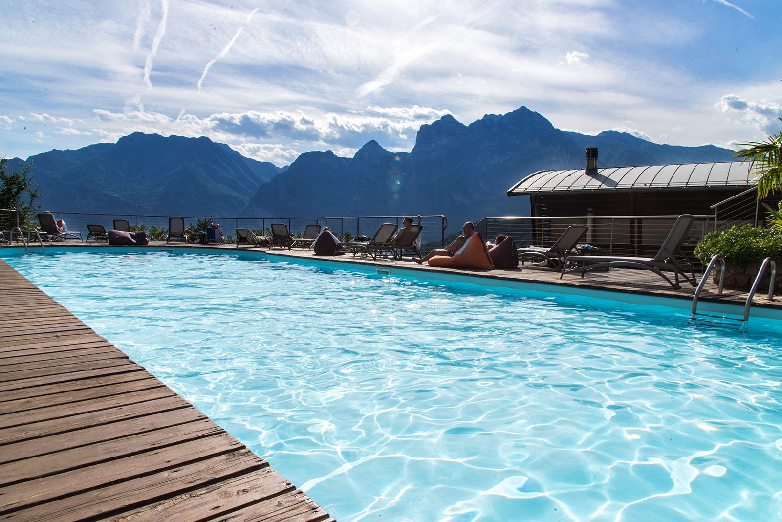 Jezioro Garda hotel Forte Charme